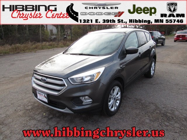 Pre Owned 2017 Ford Escape Se Sport Utility In Hibbing 34306