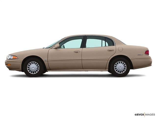 Pre-Owned 2002 Buick LeSabre Custom