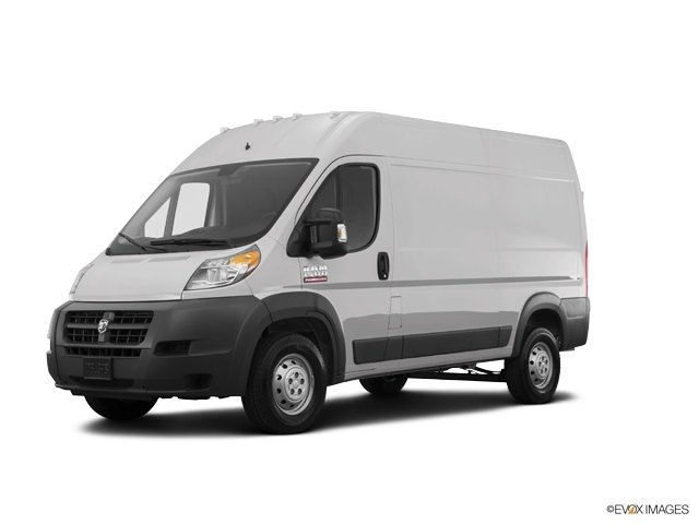 Pre-Owned 2017 Ram ProMaster Cargo Van Low Roof