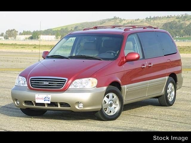 High Quality Pre Owned 2003 Kia Sedona EX