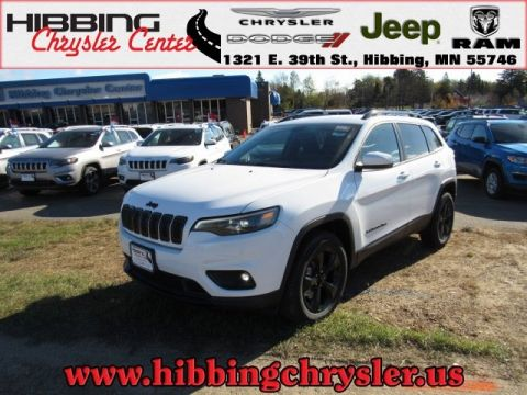 new jeep cherokee in hibbing hibbing chrysler center. Black Bedroom Furniture Sets. Home Design Ideas
