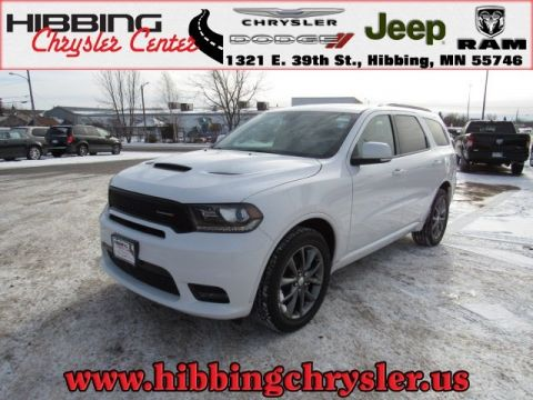 new dodge durango in hibbing hibbing chrysler center. Black Bedroom Furniture Sets. Home Design Ideas
