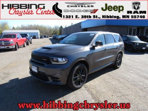 new 2018 dodge durango gt sport utility in hibbing 14616 hibbing chrysler center. Black Bedroom Furniture Sets. Home Design Ideas