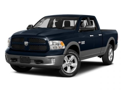 Certified Pre-Owned 2015 Ram 1500 Express