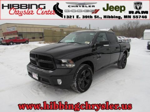 ram 1500 classic for sale in hibbing hibbing chrysler center. Black Bedroom Furniture Sets. Home Design Ideas