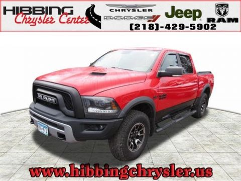 Certified Pre-Owned 2015 Ram 1500 Rebel