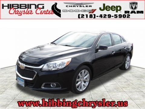 Pre-Owned 2016 Chevrolet Malibu Limited LTZ