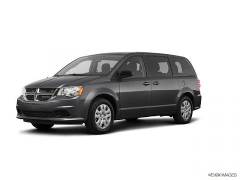 Certified Pre-Owned 2018 Dodge Grand Caravan SXT