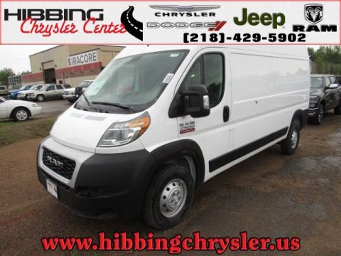 New 2019 RAM ProMaster RAM 2500 HIGH
